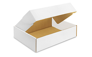 White Tablock Boxes